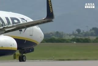 Ryanair sbarca a Malpensa, voli dal primo dicembre
