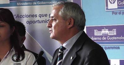 Guatemala, presidente Perez si dimette dopo il mandato di ...