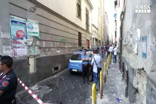 Uomo ucciso nel centro di Napoli