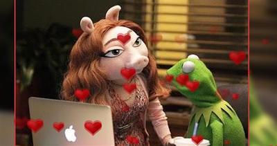 Ecco a voi Denise, la nuova ragazza di Kermit la rana