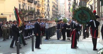 Palermo commemora Dalla Chiesa con il ministro Alfano