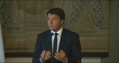 Renzi: su tema migranti aspetto strategia Ue, no interventi ...
