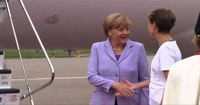 Merkel a Berna, in agenda colloqui con presidente ...
