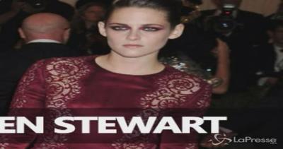 Kristen Stewart è la donna meglio vestita dell'anno