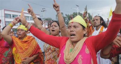 Scontri in Nepal: 'La libertà di culto è un pericolo'