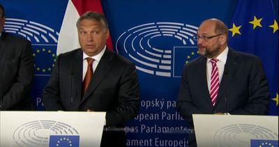 """Orban: """"Problema dei migranti non è europeo, ma della ..."""