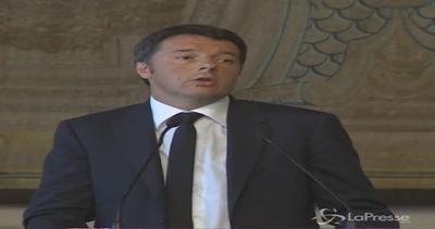 Renzi: Problema migranti non è solo emergenza, serve ...