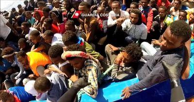 Ancora operazioni nel Canale di Sicilia, tremila migranti ...