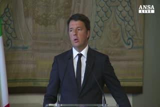 Immigrazione:Renzi,dovere Ue e' tentare salvare tutti