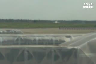 Fumo su volo Germanwings, atterraggio emergenza a Pisa