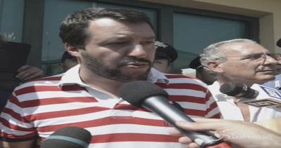 Salvini al Cara di Mineo: Solo 2 persone arrivano da zone ...