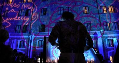 Luce di Venezia, Marco Nereo Rotelli scrive sul Molino Stucky
