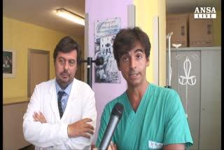 A Torino, un trapianto di rene da sveglio