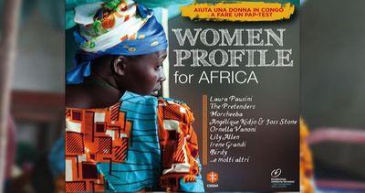 Women Profile for Africa, musica per le donne del Congo