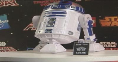 Nuovi gadget di Star Wars arrivano negli store: oggi è il ...