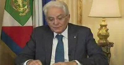 Migranti, Mattarella: illusorio pensare di sospendere ...