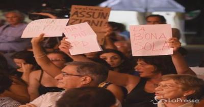 Giannini contestata dai docenti a Festa Unità: Assunzioni, ...
