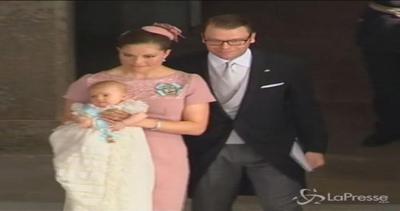 Victoria di Svezia di nuovo incinta: il secondo figlio ...