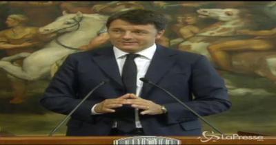 Siparietto Renzi-presidente Lussemburgo:
