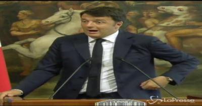 Riforme, Renzi contro Grasso: Se riapre articolo 2 decideremo di conseguenza
