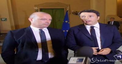 Piacenza, Renzi a vertice sindaci alluvione: Qui gente che non molla di un centimetro