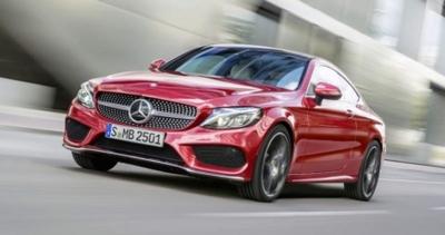 Arriva il nuovo Coupè della Mercedes Classe C anche AMG da 510 CV