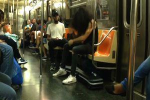 Prove di concerto in metro
