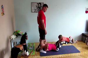 Metodi efficaci per mantenere in forma tutta la famiglia!