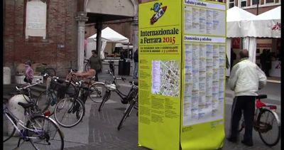 Apre Internazionale a Ferrara: tutto il mondo in tre giorni