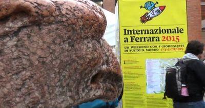 Internazionale a Ferrara, la prima giornata del festival