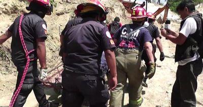 Guatemala, frana di fango provoca almeno 30 morti in un ...