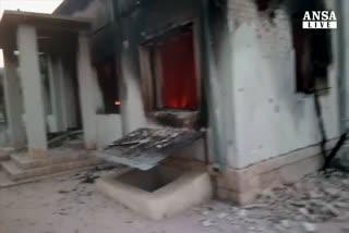 Bombe Nato su ospedale Medici senza frontiere