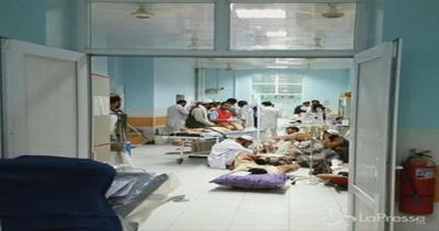 Afghanistan, raid contro ospedale 'Medici senza frontiere': ...