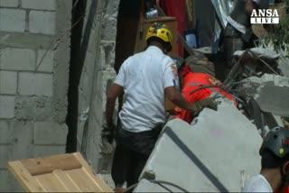 Frana in Guatemala, almeno 12 morti, fino a 600 dispersi