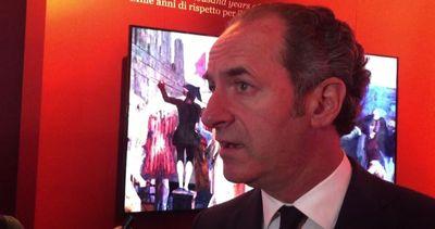 Zaia: soddisfatto da numero di arrivi in Veneto legati a ...