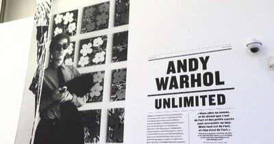 "La mostra ""Warhol Unlimited"" al Museée d'Art Moderne di ..."