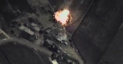 Nuovi raid aerei russi in Siria: distrutto un posto comando ...