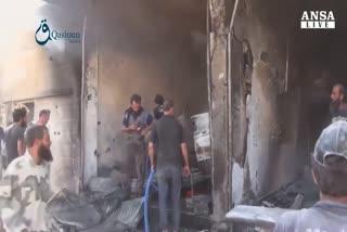 Siria, nuovi raid russi anche su obiettivi non Isis