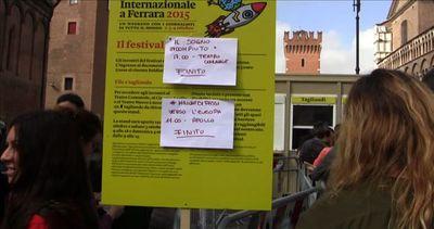 Internazionale a Ferrara, la seconda giornata del festival