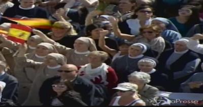 Maltempo, Papa: Vicini a vittime in Francia e Guatemala con ...