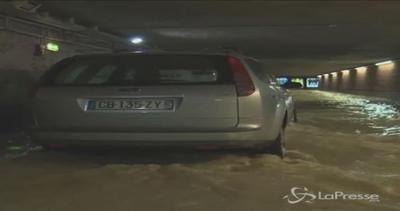 Francia, emergenza per le inondazioni in Costa Azzurra: ...