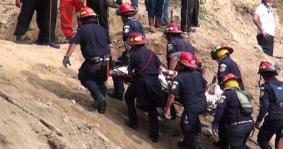 Guatemala, si aggrava il bilancio della devastante frana di fango