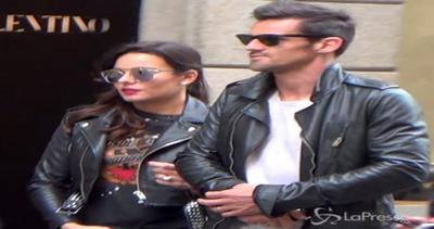 Christian Maggio e Valeria Mettifogo: passeggiata rock a ...