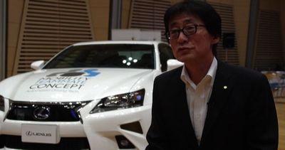 Toyota presenta l'auto a guida autonoma, pronta per Tokyo ...