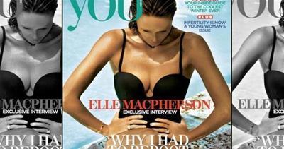 Elle Macpherson: 'Ho avuto davvero paura quando...'