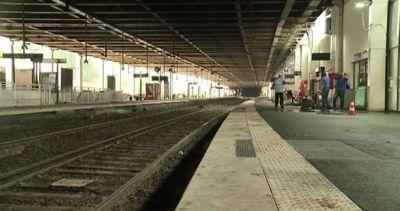 Costa Azzurra, lentamente riprende il traffico ferroviario