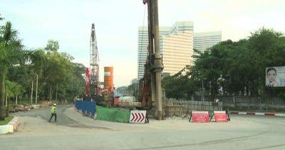 La metropoli di Rangoon in piena metamorfosi urbana e ...