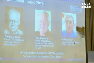 Nobel Chimica ai 'meccanici' del Dna