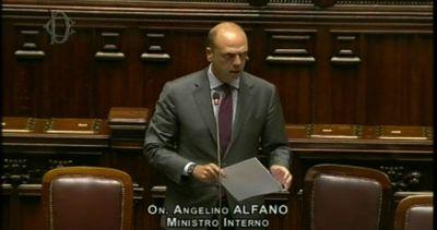 Alfano: Napoli in cima alle priorità del governo