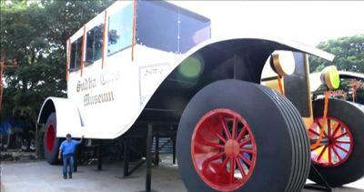 L'auto più grande del mondo è indiana, una Ford da record
